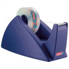 tesa Tischabroller Easy Cut, royalblau