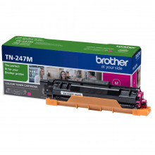 brother TN-247M Toner, magenta, ca. 2.300 Seiten