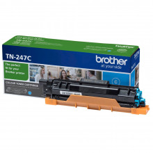 brother TN-247C Toner, cyan, ca. 2.300 Seiten