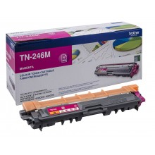 brother TN-246M Toner, magenta, ca. 2.200 Seiten