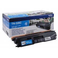 brother TN-326C Toner, cyan, ca. 3.500 Seiten