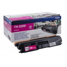 brother TN-326M Toner, magenta, ca. 3.500 Seiten