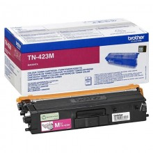 brother TN-423M Toner, magenta, ca. 4.000 Seiten