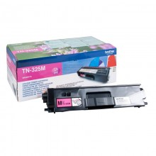 brother TN-325M Toner, magenta, ca. 3.500 Seiten