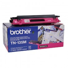 brother TN-135M Toner, magenta, ca. 4.000 Seiten