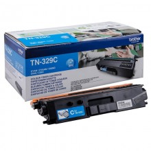 brother TN-329C Toner, cyan, ca. 6.000 Seiten