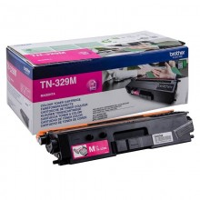 brother TN-329M Toner, magenta, ca. 6.000 Seiten